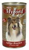 Корм для собак Dr. Alder`s МОЙ ЛОРД КЛАССИК печень + говядина кусочки в желе Для взрослых собак