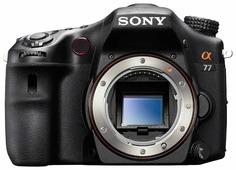 Фотоаппарат Sony Alpha SLT-A77 Body