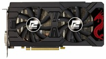 Видеокарта PowerColor Radeon RX 570 1250Mhz PCI-E 3.0 4096Mb 7000Mhz 256 bit DVI HDMI HDCP Red Dragon