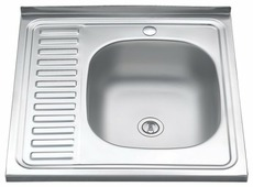 Накладная кухонная мойка MELANA MLN-6060