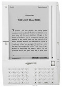 Электронная книга Amazon Kindle 1