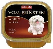 Корм для собак Animonda Vom Feinsten оленина 150г