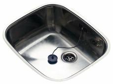 Врезная кухонная мойка Reginox L18 3440 44х38см нержавеющая сталь