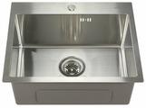 Врезная кухонная мойка MELANA MLN-5343 53х43см нержавеющая сталь