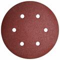 Шлифовальный круг на липучке ПРАКТИКА 031-587 150 мм 5 шт