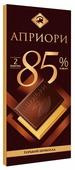 Шоколад Априори горький 85% какао