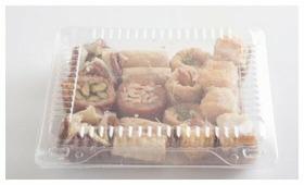 Пахлава ВкусВилл Ливанские сладости Ассорти 250 г