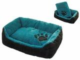 Лежак для кошек, для собак Zoo-M Tiger (9810) 46х36х15 см