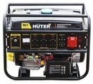 Бензиновый генератор Huter DY8000LX-3 (6500 Вт)