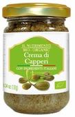 Il Nutrimento Органический Крем из каперсов, стеклянная банка 130 г