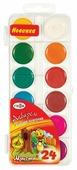 ГАММА Акварель медовая Мультики 24 цвета (211046_24)