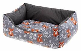 Лежак для кошек, для собак Ferplast Coccolo C 60 (82263999) 66х50х20 см