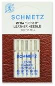 Игла/иглы Schmetz Leather 130/705 H LL