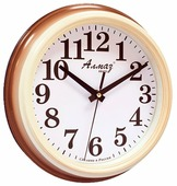 Часы настенные кварцевые Алмаз C51-C54