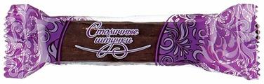Нуга Столичные штучки шоколадная с миндалем 2000 г