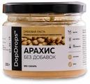 DopDrops Паста арахисовая без сахара