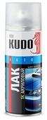 Аэрозольный автомобильный лак KUDO 1K