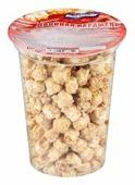 Попкорн Blockbuster Двойная карамель с орехами готовый, 100 г