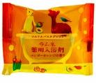 Charley Sommelier Соль-таблетка для ванн с ароматом манго и апельсина 40 г