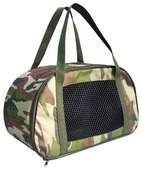Переноска-сумка для собак Теремок СПО-5 53х28х30 см