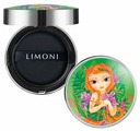 Limoni Тональный флюид All Stay Cover Cushion SPF 35 / PA++ Jungle Princess
