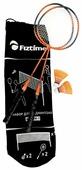 Набор ракеток для бадминтона 2шт (волан, чехол) Fiztime 552011