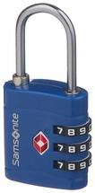 Замок для багажа Samsonite CO1-11099/09099/96099/90099