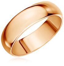 Бронницкий Ювелир Кольцо из красного золота 15020542