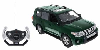 Легковой автомобиль Rastar Toyota Land Cruiser 200 (50200) 1:16 32 см