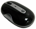 Мышь MacAlly Pebble Wireless Black USB