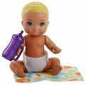 Пупс Barbie со светлыми волосами, FHY80