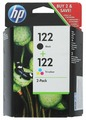 Расходные материалы для принтеров Картридж HP 122 2-pack CR340HE
