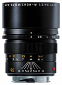 Объектив Leica Summicron-M 90mm f/2 APO Aspherical