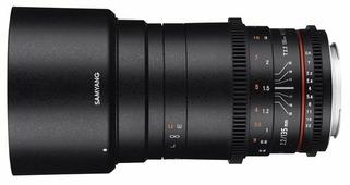 Объектив Samyang 135mm T2.2 ED UMC VDSLR Sony E
