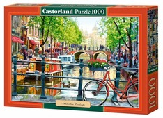 Пазл Castorland Amsterdam Landscape (C-103133), 1000 дет.