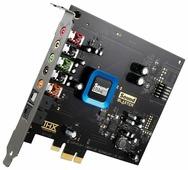 Внутренняя звуковая карта Creative Recon3D PCIe