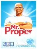 Mr. Proper Моющий порошок для уборки с отбеливателем