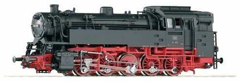 PIKO Локомотив Baureihe 82, серия Classic-Professional, 50047, H0 (1:87)