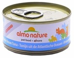 Корм для кошек Almo Nature Legend c атлантическим тунцом 70 г