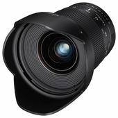 Объектив Samyang 20mm f/1.8 ED AS UMC Canon EF