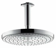 Верхний душ встраиваемый hansgrohe Raindance Select S 240 2jet 26467000 хром