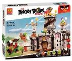 Конструктор BELA Angry Birds 10510 Замок короля свинок
