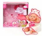 Интерактивная кукла Карапуз Пупс 23 см 11439-RU