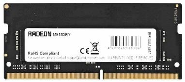 Оперативная память 4 ГБ 1 шт. AMD R744G2400S1S-UO