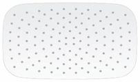 Верхний душ встраиваемый Slezak RAV KS0002 хром