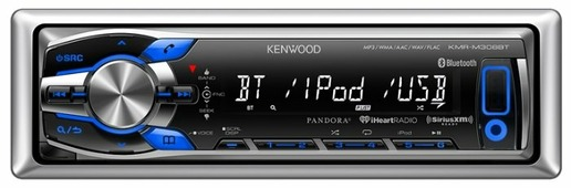 Автомагнитола KENWOOD KMR-M308BTE