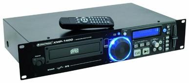 DJ CD-проигрыватель Omnitronic XMP-1400