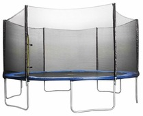Каркасный батут DFC Trampoline Fitness 14FT-TR-E 427х427х269 см