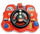 Интерактивная развивающая игрушка Kiddieland Водитель Спайдермен