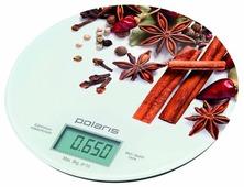 Кухонные весы Polaris PKS 0834DG